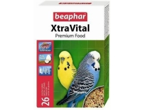 BEAPHAR  XTRAVITAL BUDGIE 500 g - pokarm dla małych papug