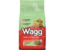 WAGG GUINEA PIG CRUNCH POKARM DLA ŚWINEK  15 kg