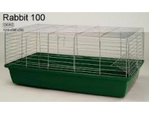 Klatka Inter Zoo Rabbit 120 ocynk