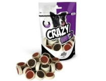 DIBAQ  CRAZY SNACK SMOKED RING  100 g
