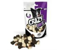 DIBAQ  CRAZY SNACK TASTE HALVED BONE  -100 g