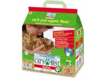 Cat's Best Eco Plus, żwirek zbrylający  10l
