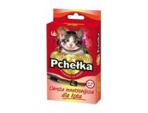 PCHEŁKA  30 cm Obroża insektobójcza dla kota