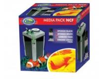 AQUA NOVA NCF-1000 | Filtr zewnętrzny do akwarium maks. 300 l