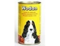 Wodan Junior z kurczakiem  puszka 410g dla psa
